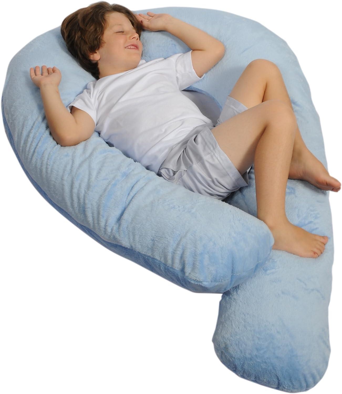 horseshoe shaped body pillow