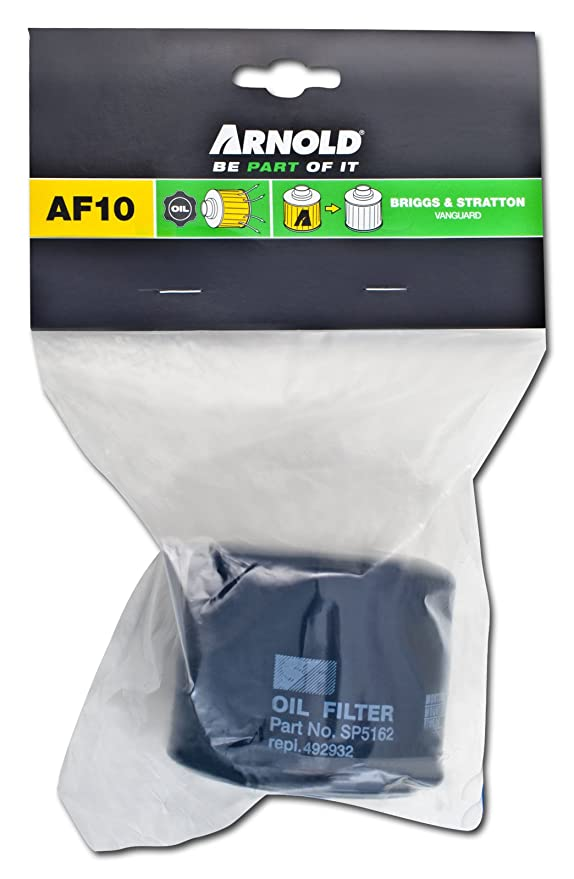 Arnold 3111-B1-0016 Oil Filter Suitable for Briggs and