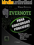 Evernote: para concursos públicos (conteúdo extra: organizando e estudando as leis brasileiras e/ou internacionais do ordenamento jurídico)