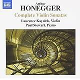 Arthur Honegger : Intégrale des sonates pour violon