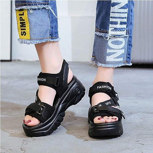 COCNI Fashion Fish Mouth Sandals 6CM