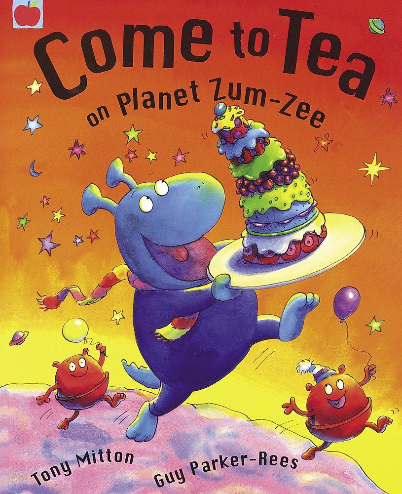 Come to Tea on Planet Zum-Zee pdf epub