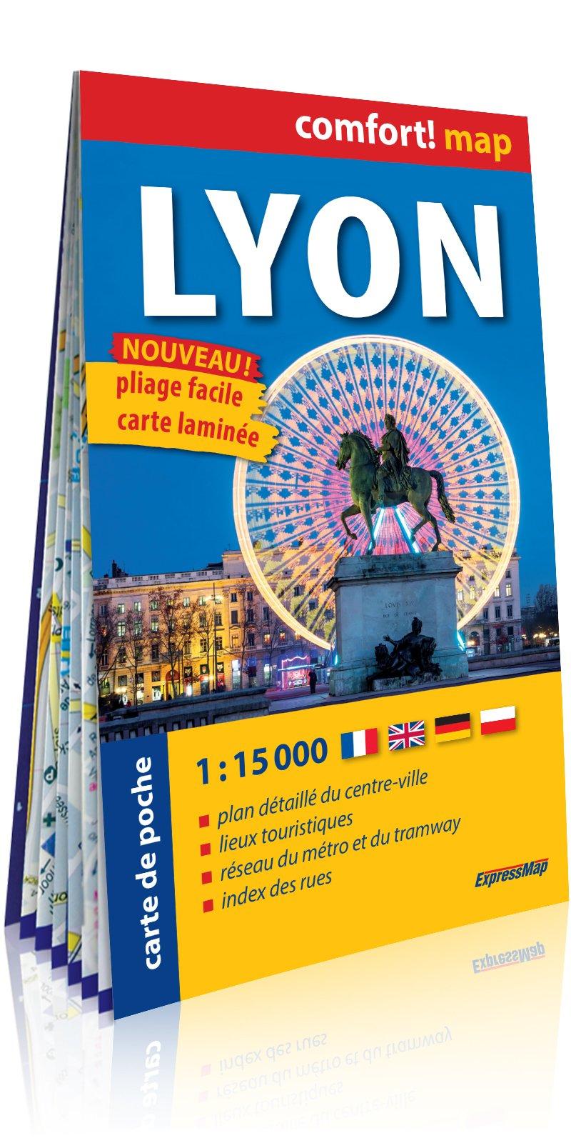 Lyon : 1/15 000