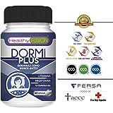 DormiPlus – Melatonina Pura + L-Teanina + Vitamina B6 – El Más Potente y