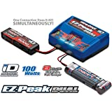 Traxxas - Chargeur Rapide Double Sortie Lipo/Nimh iD 100W Traxxas 2972G