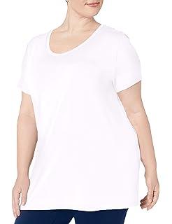 Tallas Grandes Essentials Tanque Oscilante Fashion-t-Shirts Mujer
