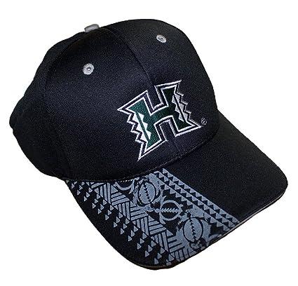 Amazon.com   University of Hawaii New Season Warriors Hats 8d00228a20d