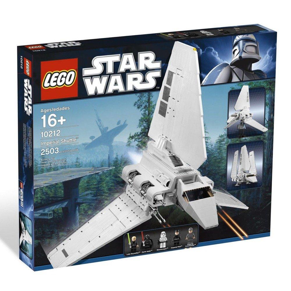 LEGO Star Wars 10212 Modellspielzeug – Imperial Shuttle