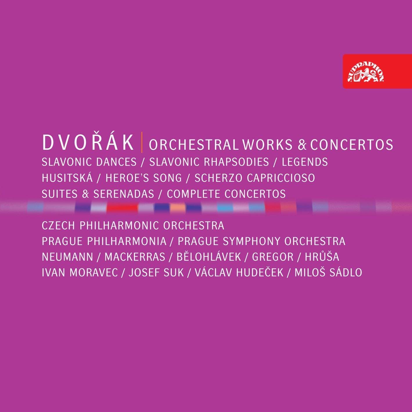 Orchestral Works & Concertos by Supraphon