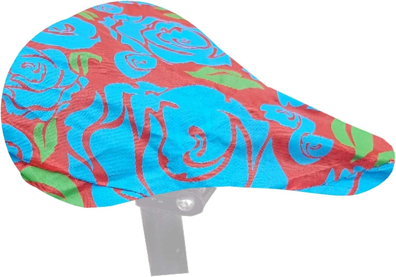 Loose und Germershausen Fahrrad Sattel Bezug wasserabweisend /Überzug Cover Schutz Regencover Sattelbezug robuster Sattelschutz f/ür den Fahrradsattel