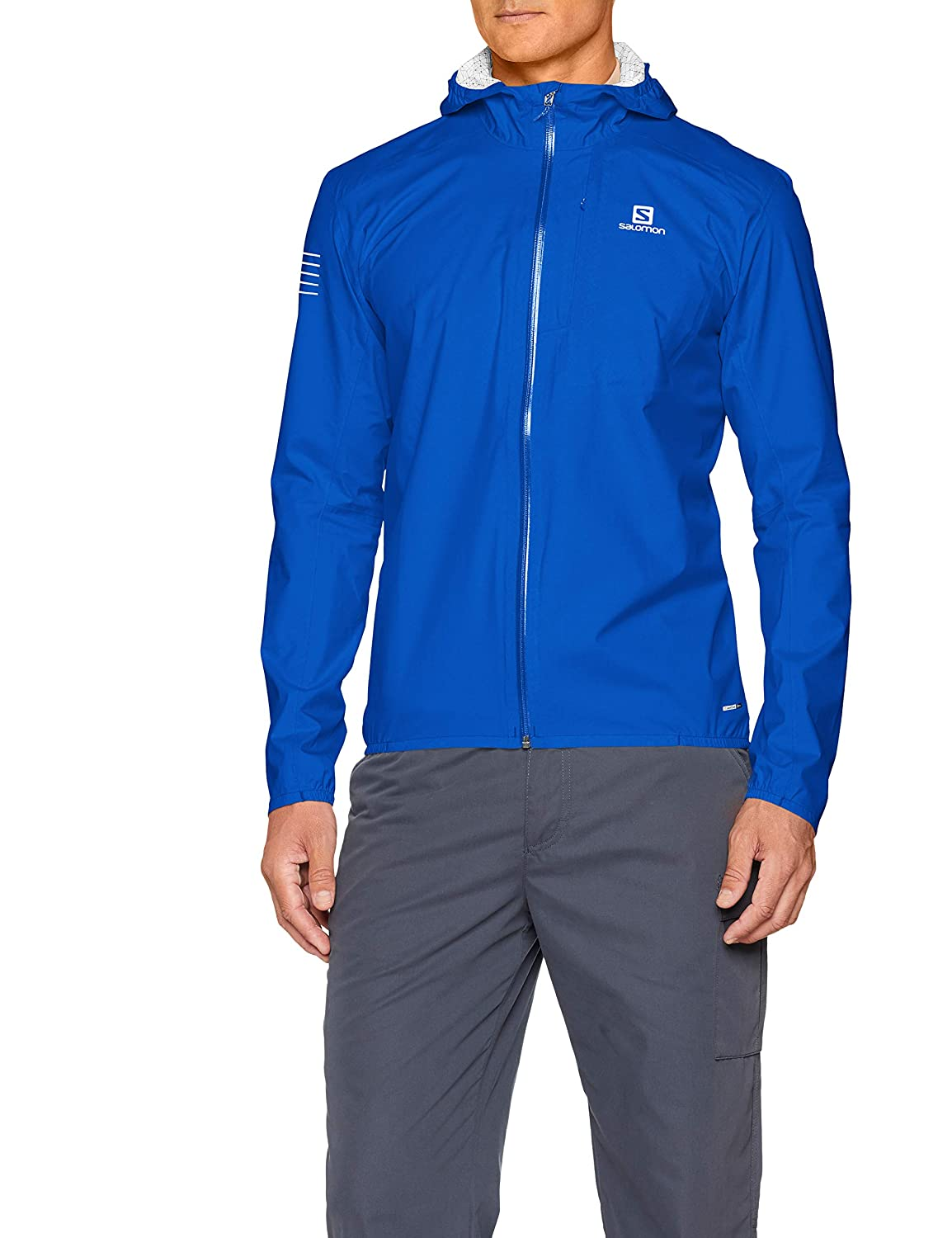 Salomon Bonatti WP JKT M Shell Jacket Homme SALQY|#Salomon