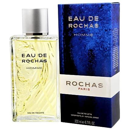 fb17c241c Rochas Eau De Rochas Homme Eau de Toilette Vaporizador 200 ml ...