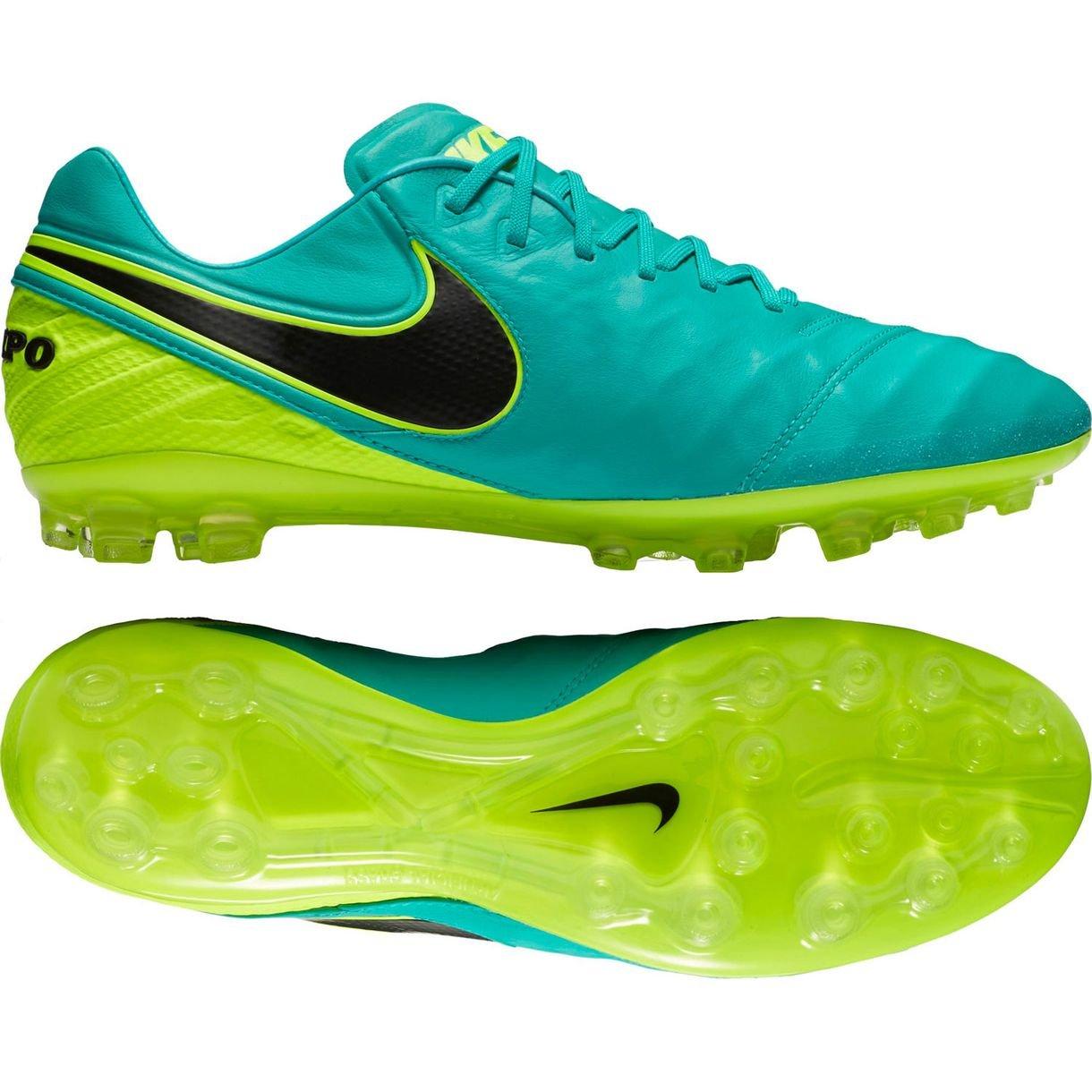 wholesale dealer 818c7 3d658 Amazon.com | NIKE Tiempo Legend VI AG Mens Size 9.5 Soccer ...