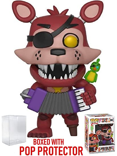 Amazon com: Funko Pop! Games: Five Nights at Freddy's Pizza