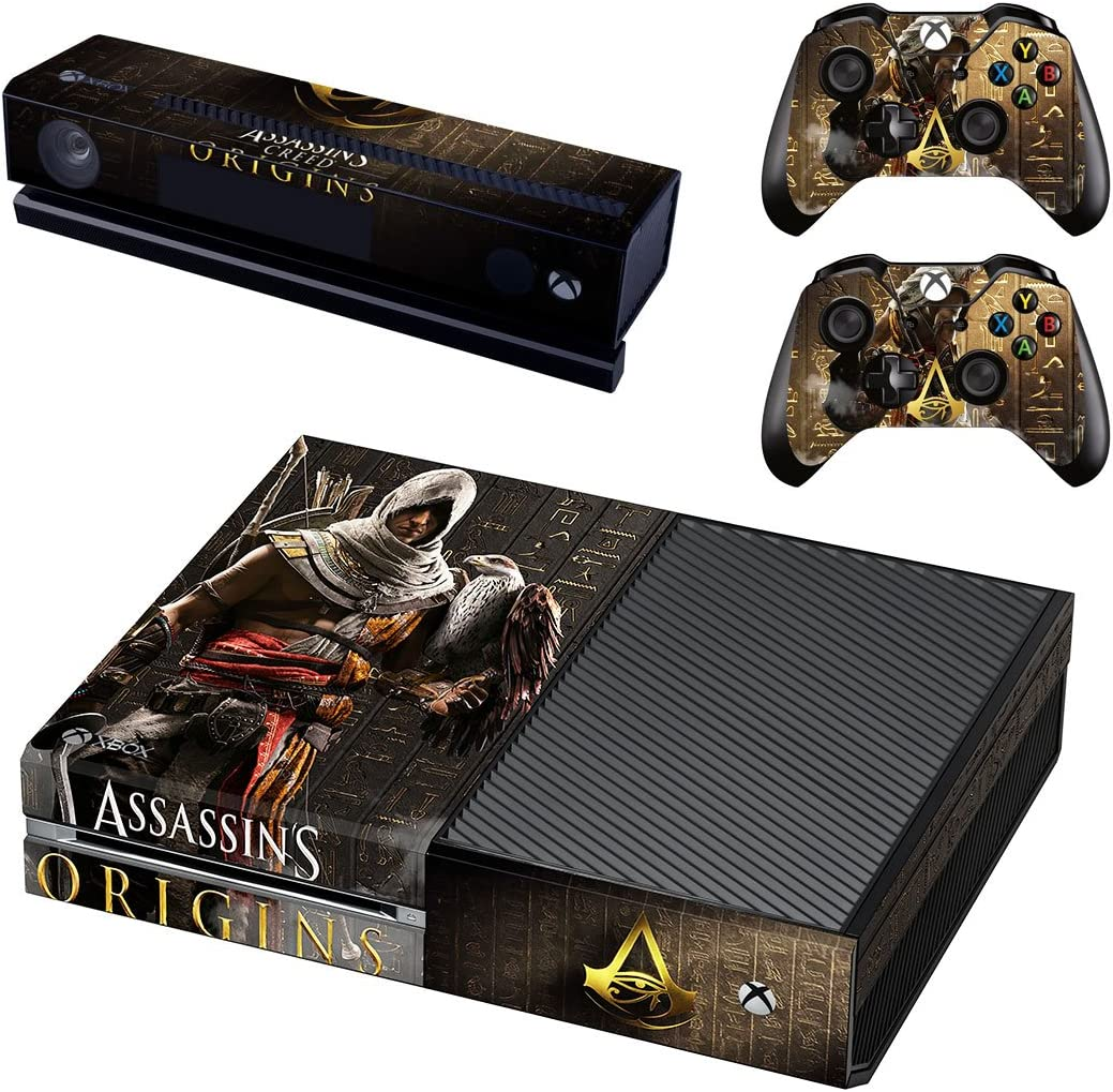 Assassin S Creed Origins Xbox One Vinyl Skin Sticker Decal For