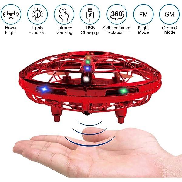 KD Interactive Aura GestureBotics - Drón Volador controlado por ...