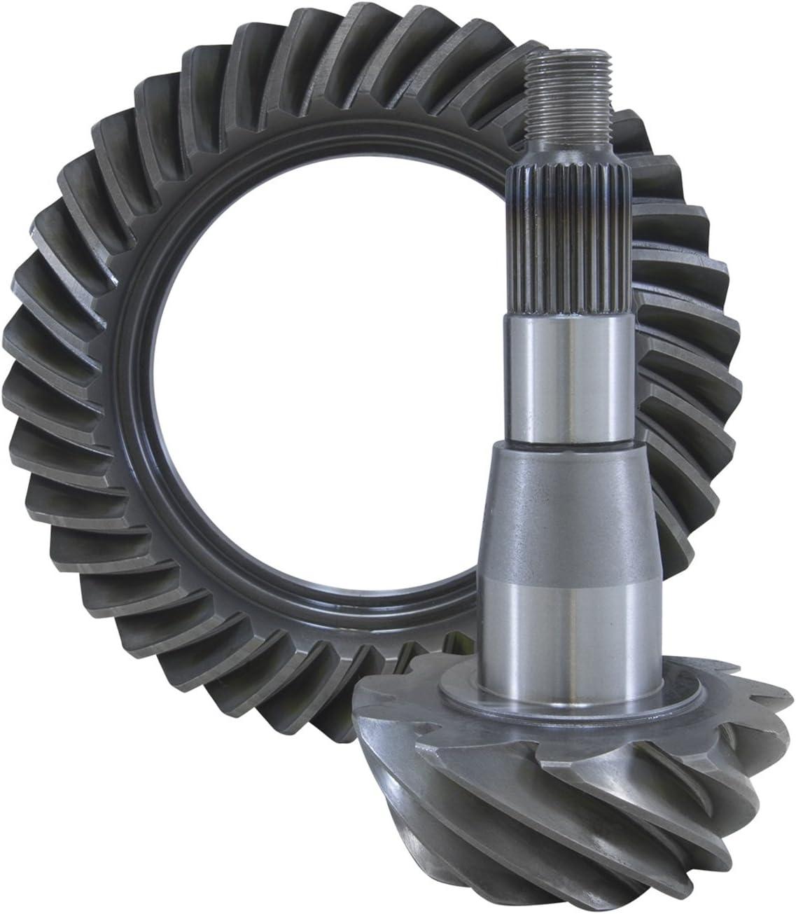 Yukon Gear YG D44HD-488K Ring /& Pinion Gear Set for Dana 44-HD Differential 4.88 ratio