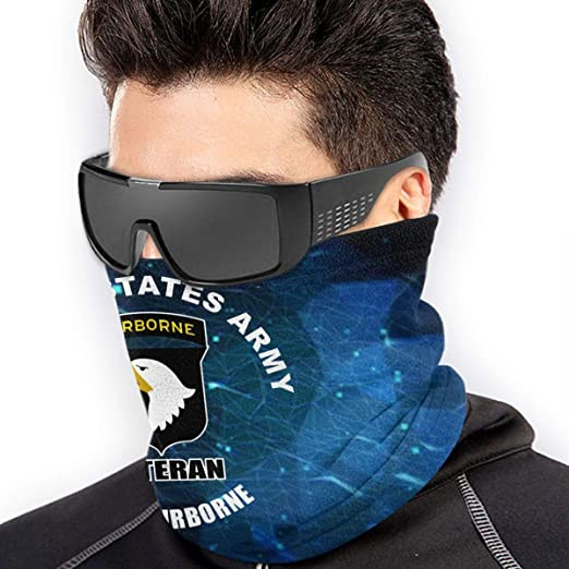 Department of The United States Army Outdoor Face Mouth Mask Windproof Sports Mask Ski Mask Shield Scarf Bandana Men Woman