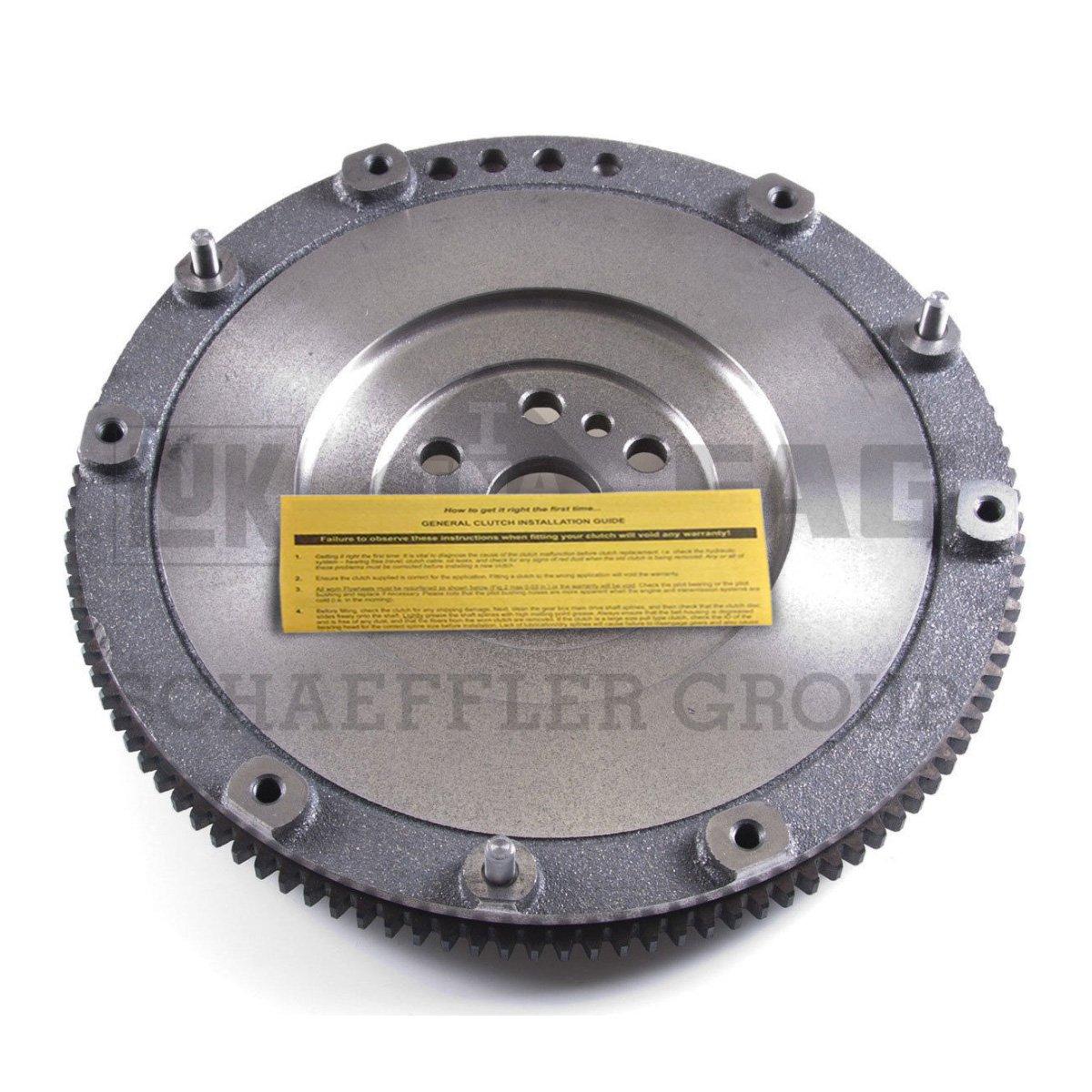 Amazon.com: EF HD NODULAR OE OEM FLYWHEEL 93-97 FORD PROBE 93-03 MAZDA 626 MX-6 PROTEGE 2.0L: Automotive