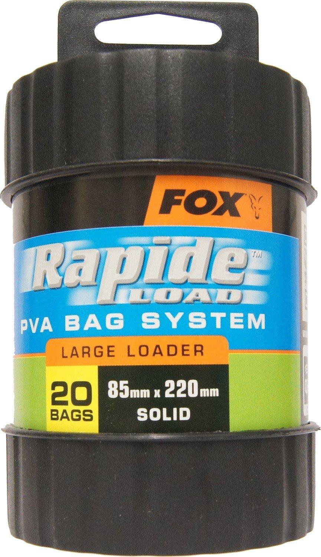 Varianten Fox Rapide PVA Loader Kit Futtersack Futternetz versch