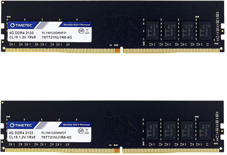 DDR4 DDR4-17000 16GB RAM Memory Gigabyte GA-H170-Gaming 3 - Non-ECC PC4-2133