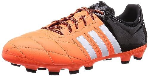 buy online 36033 2134c adidas Ace15.3 HG Leather, Botas de fútbol para Hombre Amazon.es Zapatos  y complementos