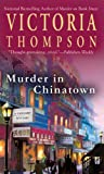 Front cover for the book Murder in Chinatown by Victoria Thompson