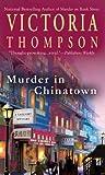 Murder in Chinatown, Victoria Thompson, 0425222055