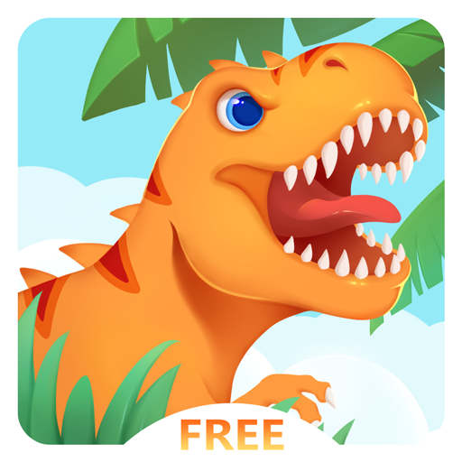 Dinosaur Island - Dinosaur Games for kids Free]()