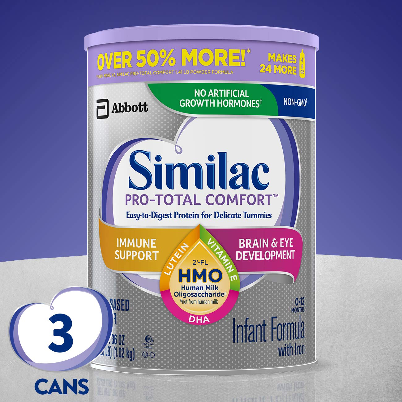 Similac Pro-Total Comfort image