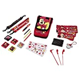 Minnie Mouse 16-in-1 Accessory Kit (Nintendo 3DS/Dsi XL/DSi/DS Lite)