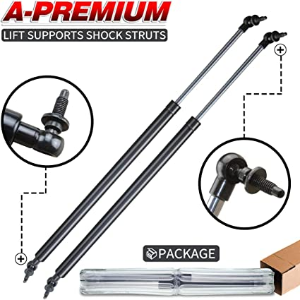 2Pcs Rear Tailgate Liftgate Lift Supports Shocks Struts 4564 SG214024 fit 2001-2008 Chrysler PT Cruiser