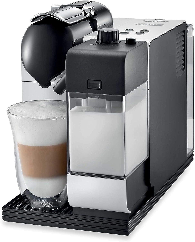 DeLonghi Lattissima Plus Nespresso Cápsula Sistema blanco: Amazon.es: Hogar