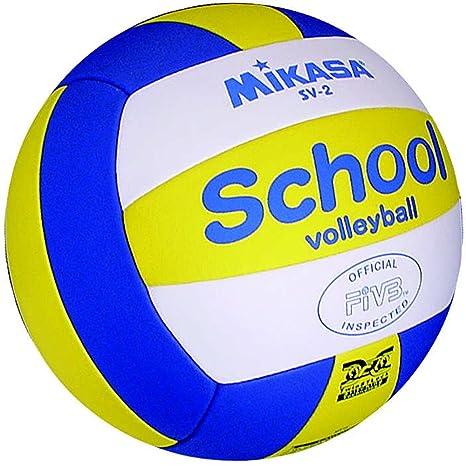 Mikasa balón SV 2 escuela voleibol: Amazon.es: Deportes y aire libre