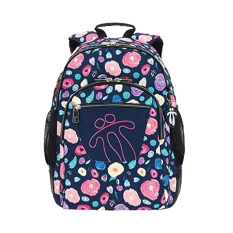 Mochilas escolares, mochilas grandes infantiles en varios colores y estampados, incluyen neceser - Mochilas totto