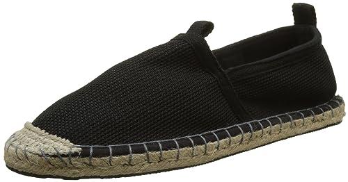 Superdry Premium Espadrille, Alpargatas para Hombre, Negro (Black 02A), 40 EU: Amazon.es: Zapatos y complementos