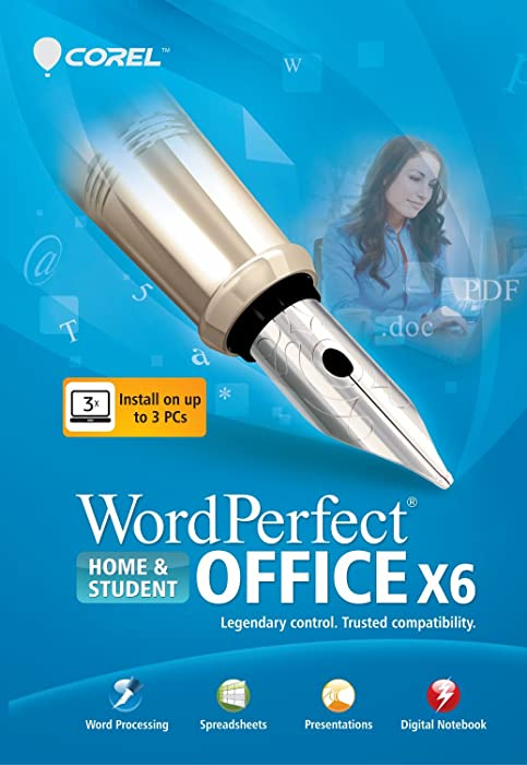 Top 9 Corel Wordperfect X8 Home And Student