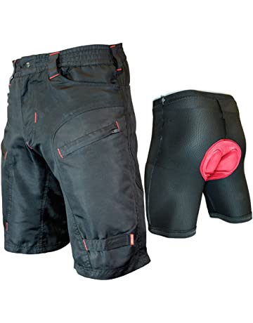 Urban Cycling Apparel The Single Tracker - Mountain Bike MTB Baggy Shorts  with Zip Pockets 92788aa0c