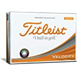 Titleist Velocity Golf Balls (One Dozen)