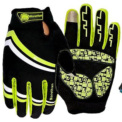 Écran tactile étanche plus caisse chaude montagne chaude cyclisme professionnel équitation mouvement gants longs doigts