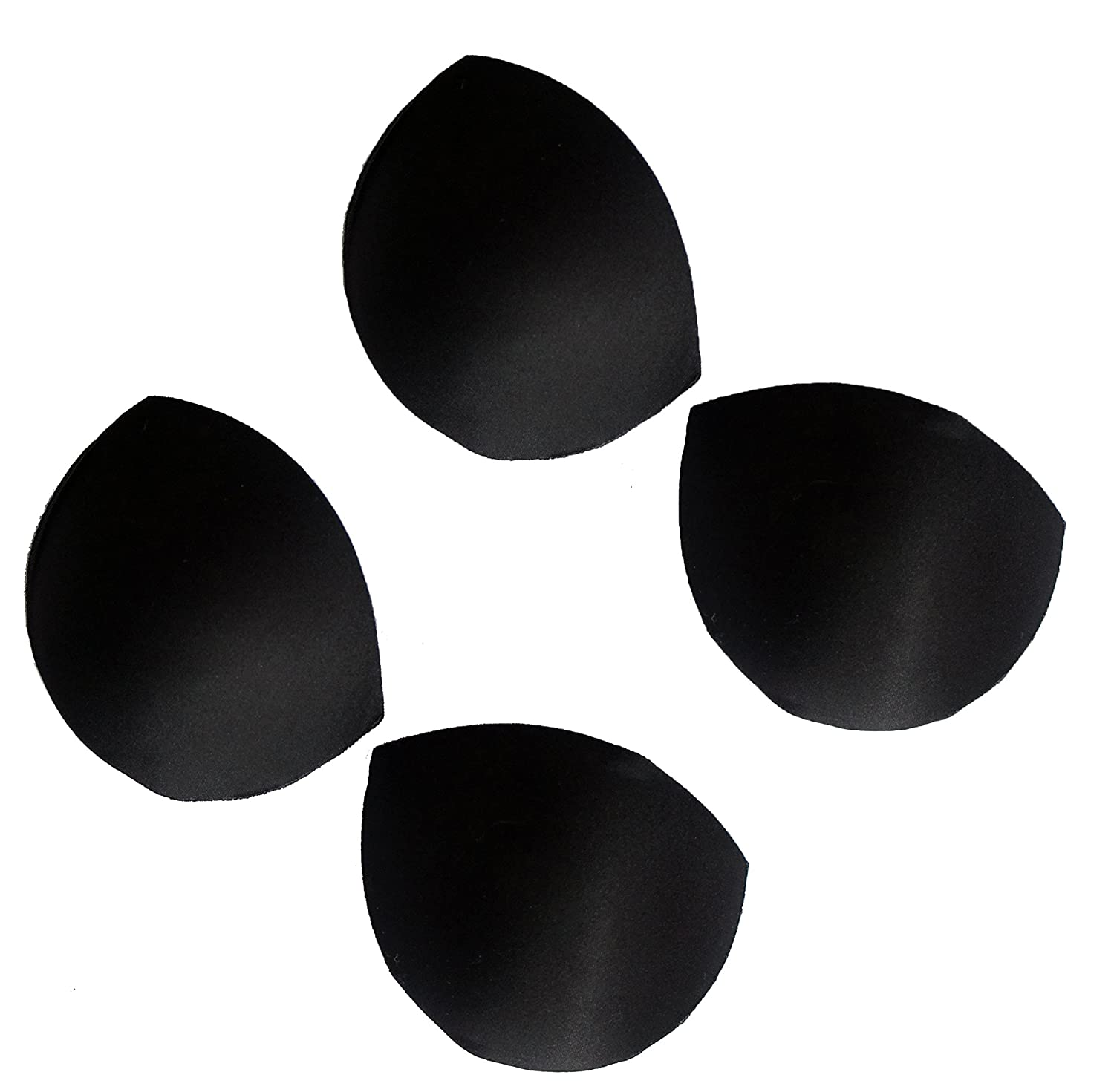 Hand® 004 XL C-D Cup Replacement Black Bra Cups 200 x 150 mm - 2 Pairs Well Made Tools
