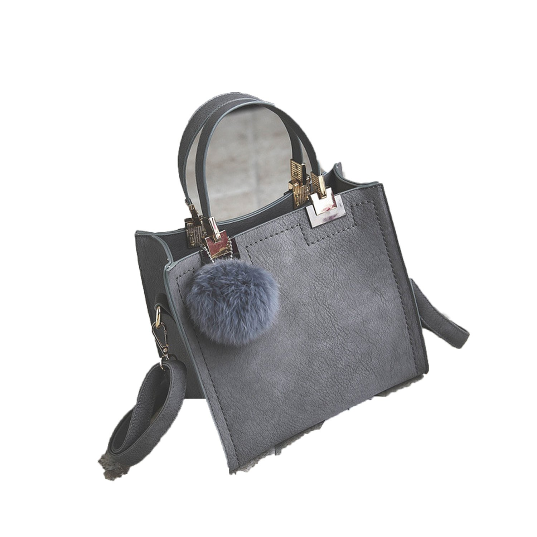 108f909adc71 Amazon.com: Hot sale handbag women casual tote bag female shoulder  messenger bags PU leather handbag,Black: Shoes
