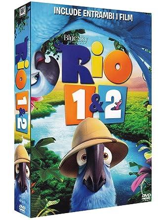 Rio 2 - Missione Amazzonia Duo Pack DVD 2 DVD Italia: Amazon.es ...