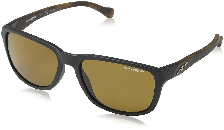 Amazon.com: Arnette corte recto Unisex polarizadas anteojos ...