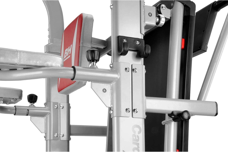 BH Fitness Cardio Tower F1 Cinta de Correr, Unisex Adulto, Gris ...