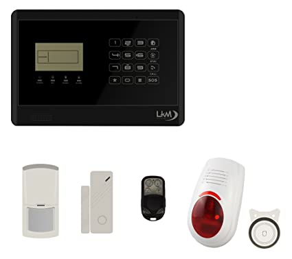 LKM Security WG-YL007 M2E + sir03 _ 01 Kit M2E Antirrobo ...