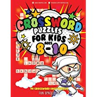Crossword Puzzles for Kids Ages 8-10: 90 Crossword
