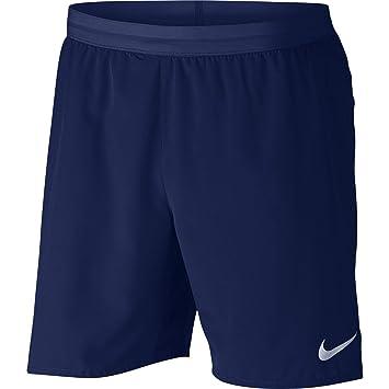 00d6db1ed Nike M NK FLX Stride Short BF 7IN - Pantalón Corto, Hombre, (Blue  Void/Signal Blue): Amazon.es: Deportes y aire libre