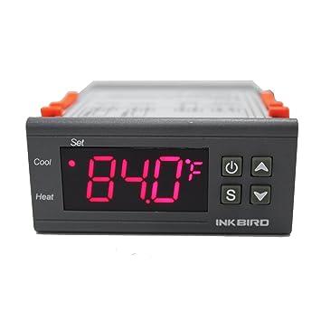 Inkbird ITC-1000 Termostato 12V Control de Temperatura para ...