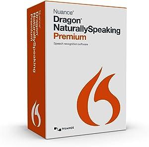 Nuance Dragon NaturallySpeaking Premium 13 (Discontinued)
